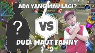 Download Video BEGINI KALAU BOCAH PRO FANNY DI AJAK BY ONE AMA HATERS ( 9 - 1 ) WKWK - BOCAH PRO MOBILE LEGEND! MP3 3GP MP4