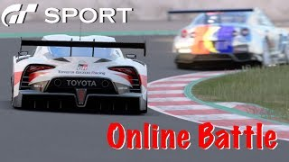GT SPORT: 線上對戰Online Battle - 18/08/2019 (Funny start; Exciting race; Dramatic finish)
