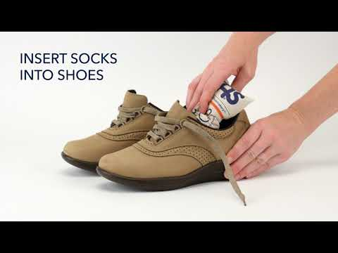 Video for SAS Cedar Socks this will open in a new window