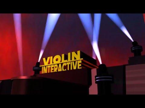 Violin Interactive Logo