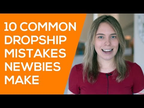 10 Things to Do BEFORE Dropshipping (AVOID Beginner Mistakes)