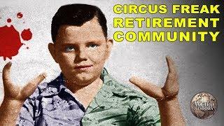 Gibsonton, Florida   A Circus Freak Retirement Community