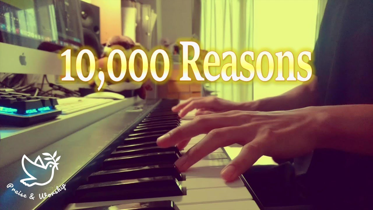 10,000 Reasons (Bless The Lord)/弾いてみた