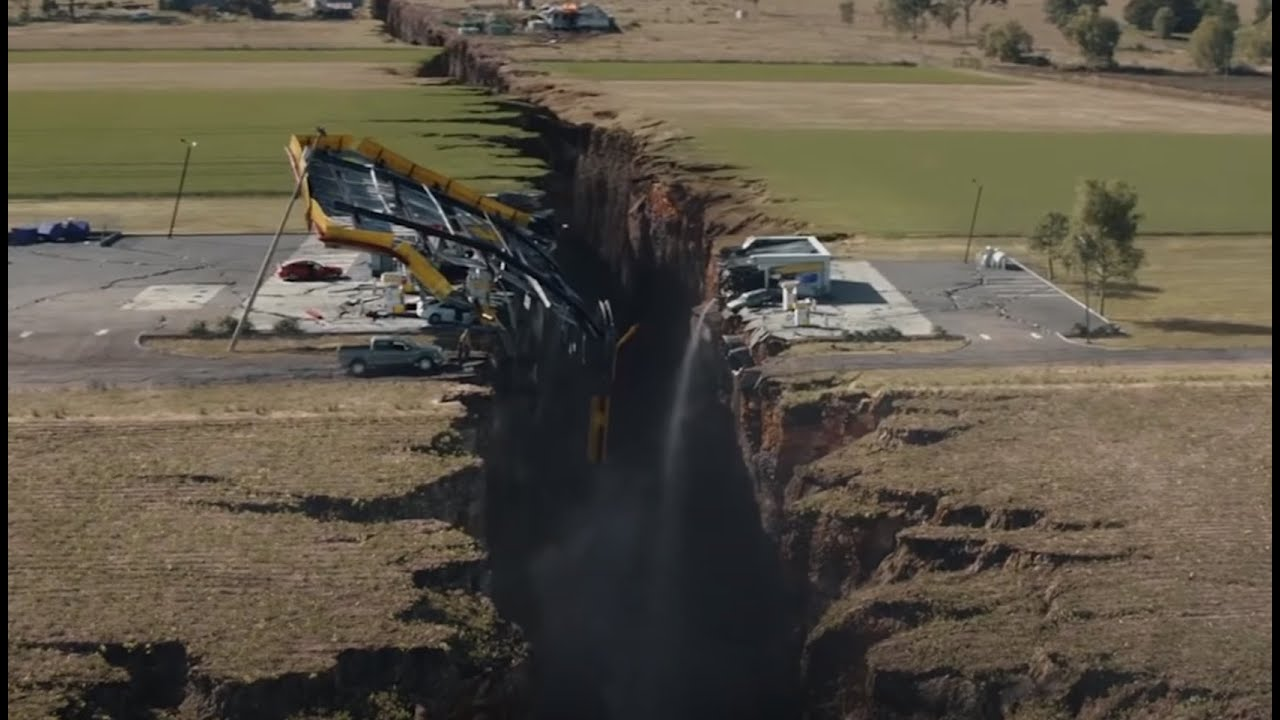 US Threatened By Future MegaEarthquake YouTube