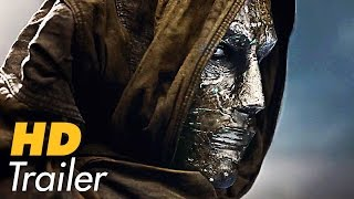FANTASTIC FOUR Trailer Deutsch German (2015) Marvel