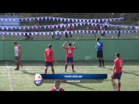 1. Haftanın Golleri Ankara - Business Cup 2016