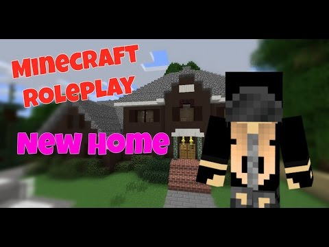 New Home | Minecraft Roleplay ep 1 | My Secret Life