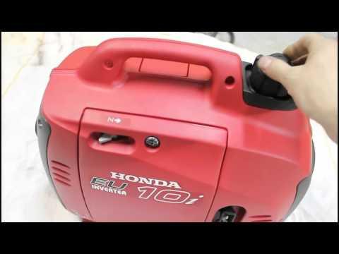 Бензиновый генератор Honda EU10IK1G  | онлайн-гипермаркет 21 Vek