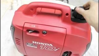 Бензиновый генератор Honda EU10IK1G(, 2016-01-20T08:04:39.000Z)