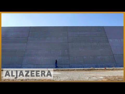Japan builds new tsunami walls