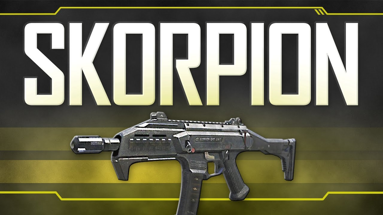 Skorpion EVO - Black Ops 2 Weapon Guide - YouTube M1216 Black Ops 2