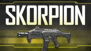 Skorpion EVO - Black Ops 2 Weapon Guide
