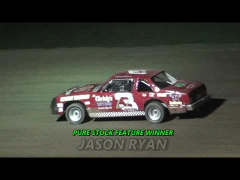 CMS 9-3-16 PURE STOCK AND STREET STOCK FEATURES