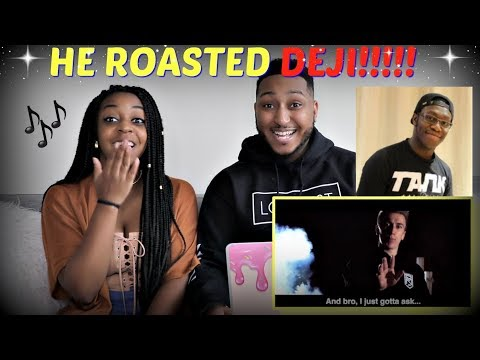 "Thumbnail: ""KSI'S LITTLE BROTHER"" - DEJI DISS TRACK (OFFICIAL MUSIC VIDEO) REACTION!!!"