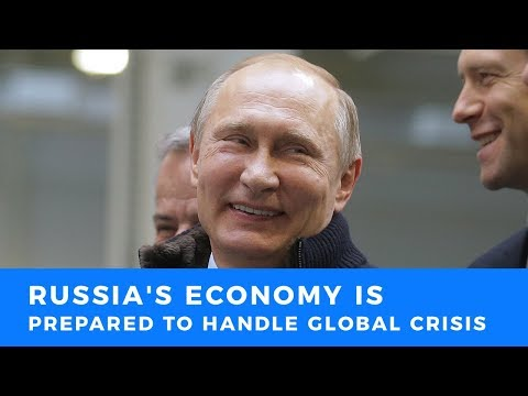 Why Russia will NOT fall victim to emerging markets financia