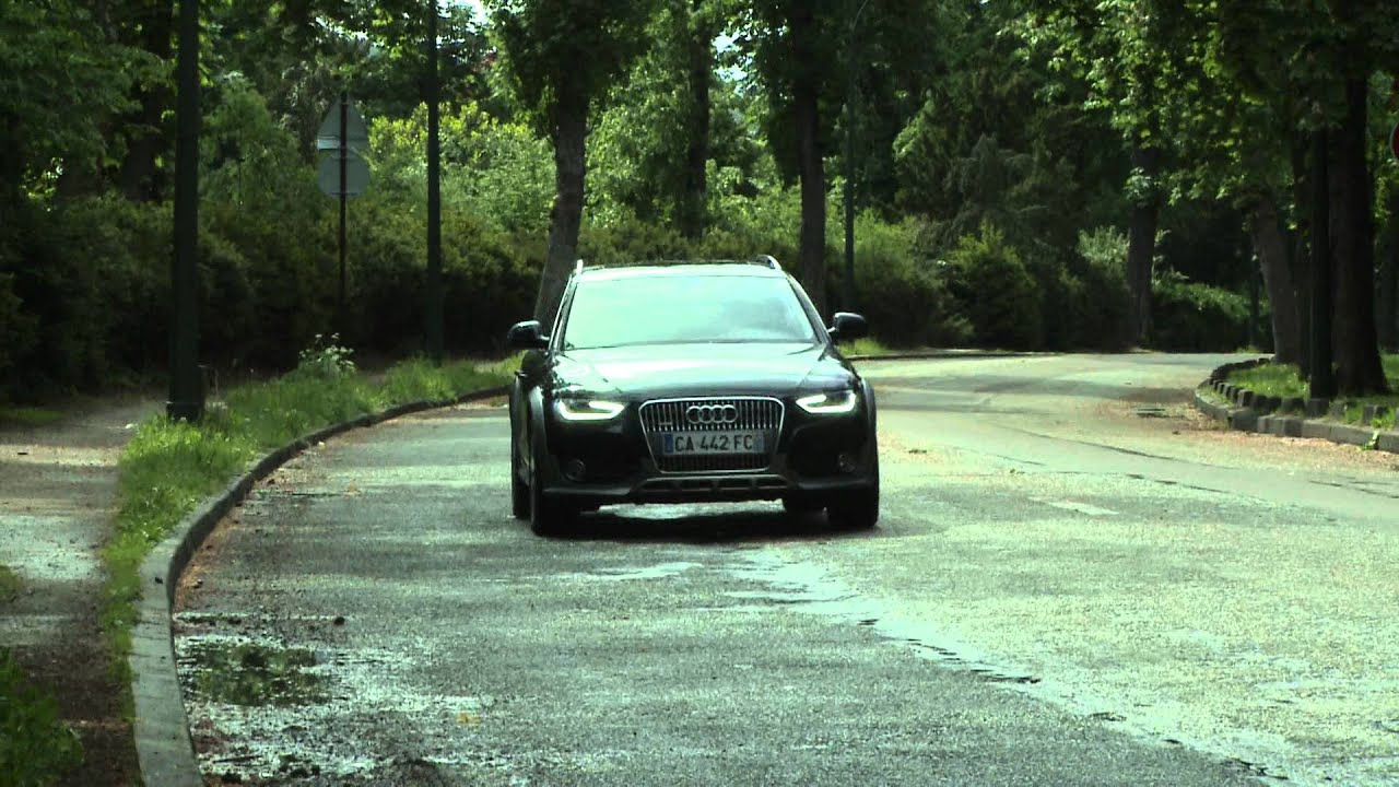 essai audi a4 allroad quattro 2 0 tdi 177 ambition luxe 2012 youtube. Black Bedroom Furniture Sets. Home Design Ideas