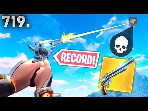 *RECORD!* BY NEW REVOLVER!! - Fortnite Funny WTF Fails and Daily Best Moments Ep.719