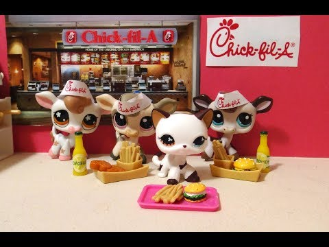 LPS: Capri Goes To Chickfila