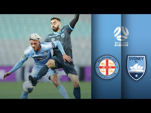 Melbourne City Sydney Goals And Highlights
