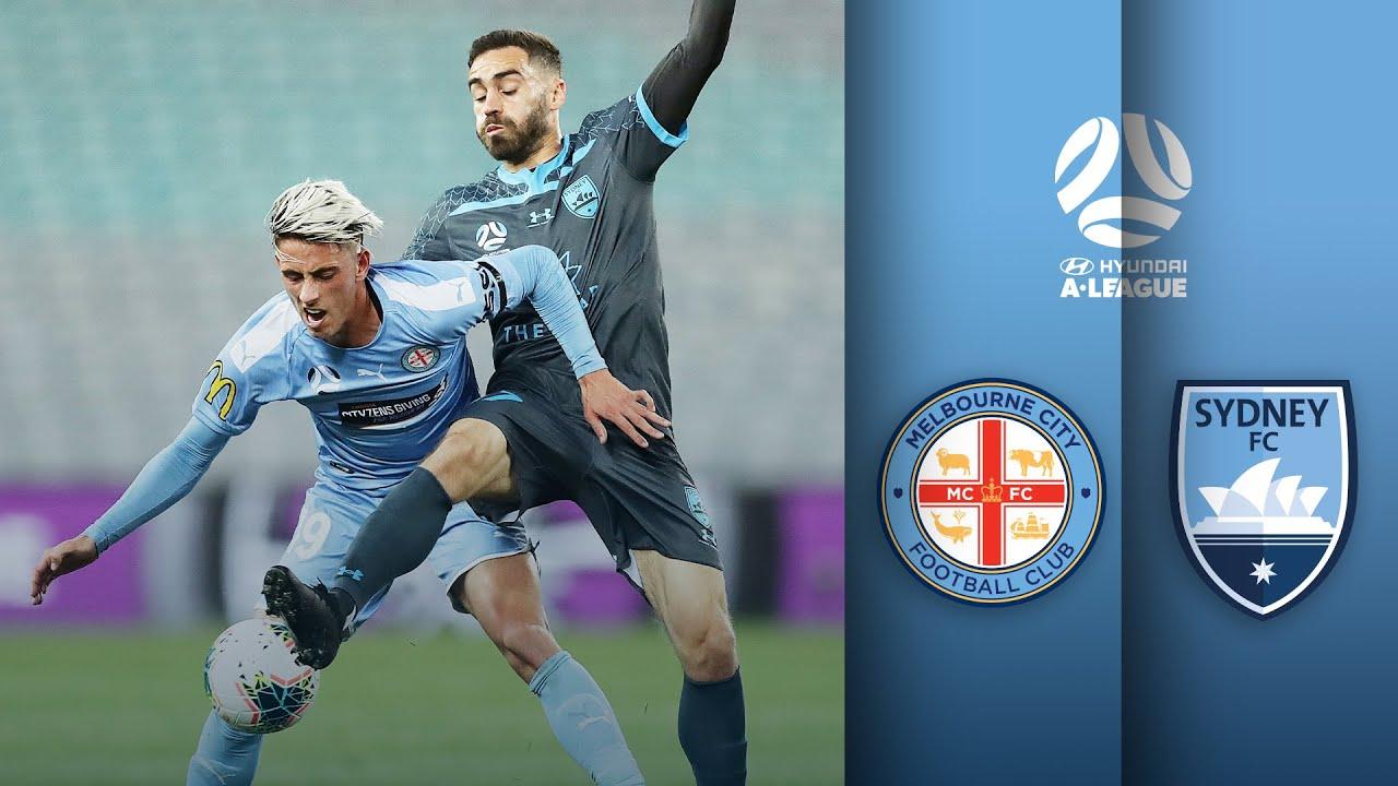 Melbourne City aim to savour A-League's second spot