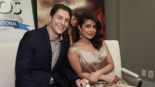 Priyanka Chopra Chats with Arthur Kade about Bajirao Mastani, Quantico & More