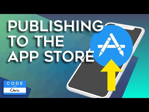 How To Submit Your App To The App Store (2020)