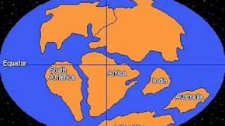 The pangaea theory or an expanding Earth ? thumbnail