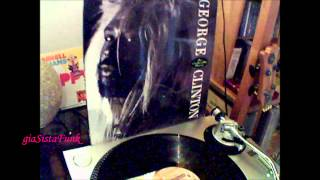 GEORGE CLINTON - the cinderella theory - 1989