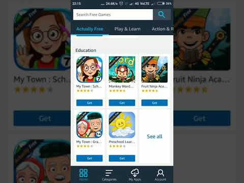How To Download Amazon App Store In Your Android Mobile