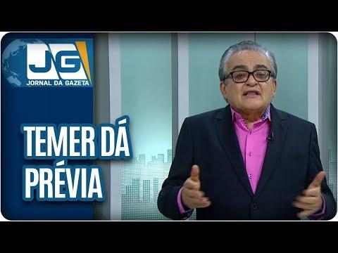 José Nêumanne Pinto/Temer dá prévia para se indultar no ano que vem