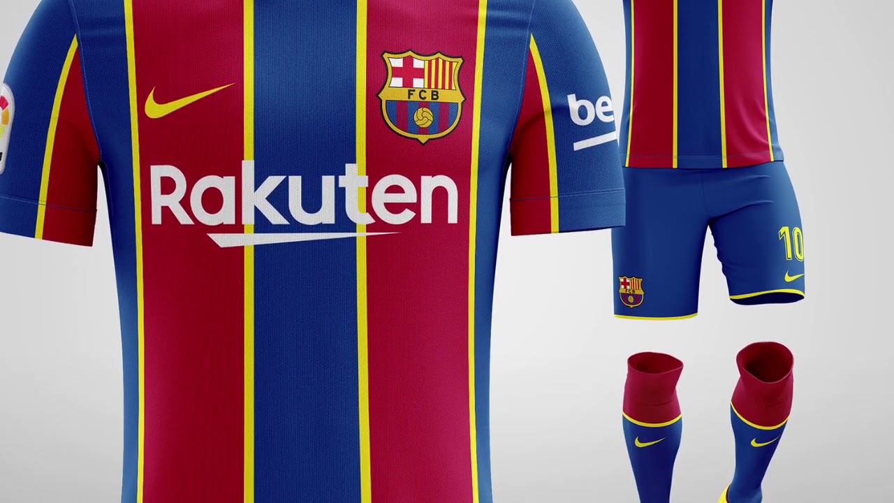official new fc barcelona home kit 2020 21 youtube new fc barcelona home kit 2020 21