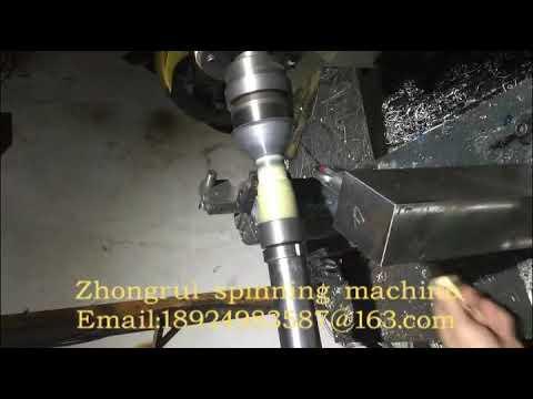 Metal spinning machine lathe