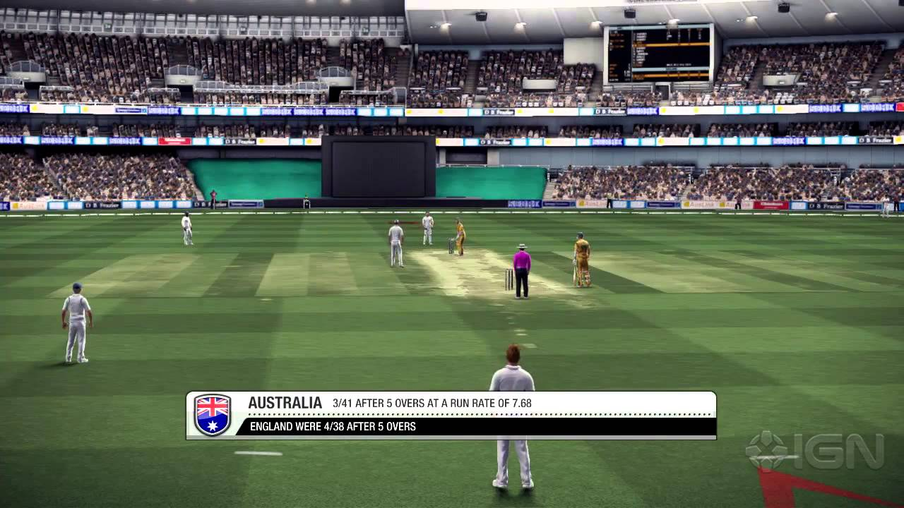 Don Bradman Cricket 14 Gameplay Commentary