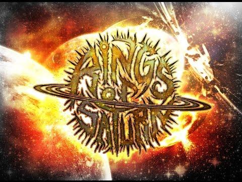 Rings of Saturn - Peeling Arteries (Lyrics in Motion)