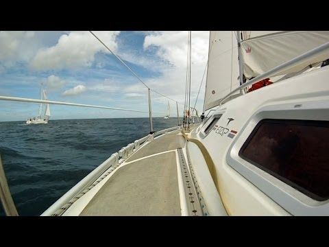 Offshore Week 2012 Yacht Race | GoPro HD Hero | Etap 32