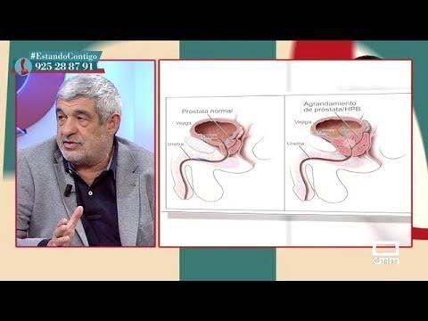 cómo funciona una operación de próstata
