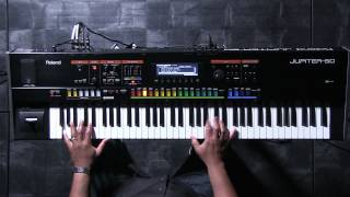 Roland JUPITER-50 Sound Examples — Patch 1661: