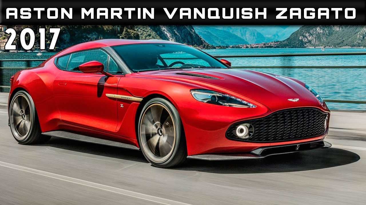 2017 aston martin vanquish zagato review rendered price specs