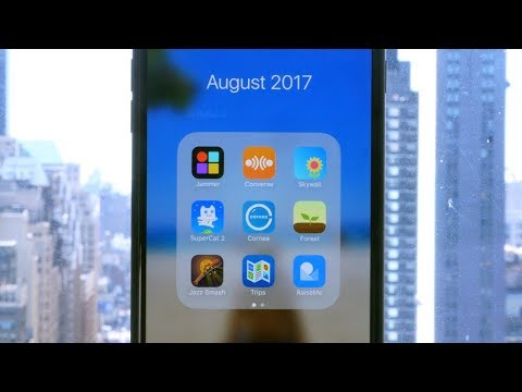 Top 10 iOS Apps of August 2017!