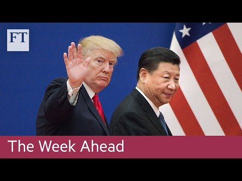 China v US at G20, CDU leader election, Thomas Cook results