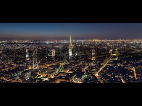All Wonders of Paris in a Minute