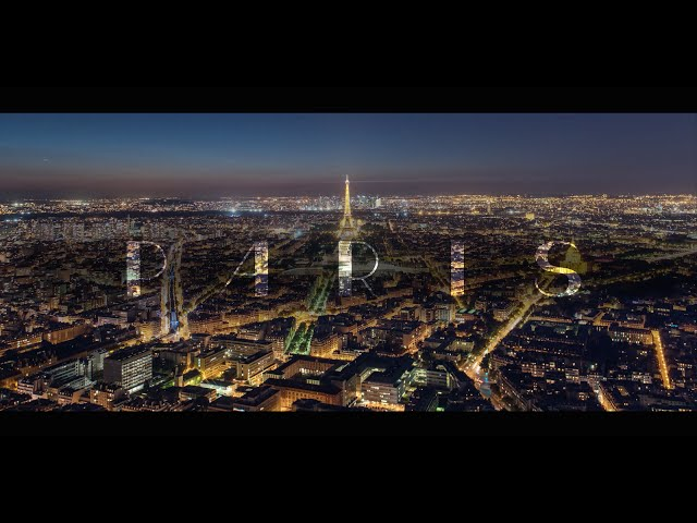 Travel Paris in a Minute - Aerial Drone Video | Expedia