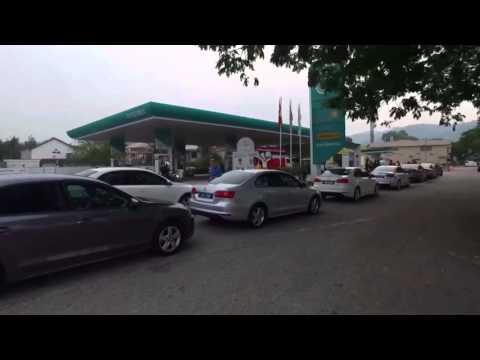 Volkswagen Jetta Club Malaysia - Ulu Yam to Genting Sunday Drive