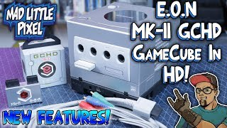 GameCube HDMI Adapter With Tons Of Features! MK-II GCHD From E.O.N