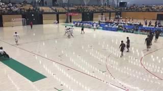 [ハンドボール国体選抜] 三重県VS岐阜県 前半