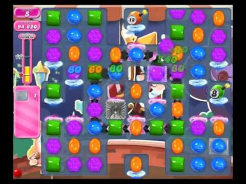 Candy Crush Saga Level 2194 - NO BOOSTERS