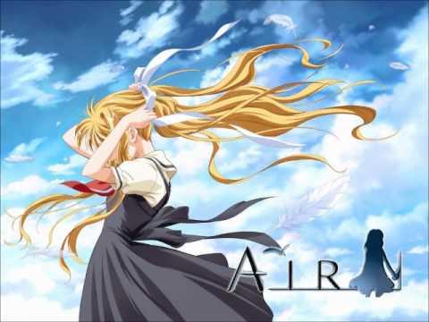 [Lily/リリィ Native] 鳥の詩/Tori No Uta (AIR) [VOCALOIDカバー]