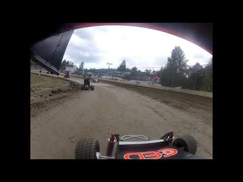 Deming Speedway Clay Cup 7/18/19 Jr Sprint Heat Ty GoPro