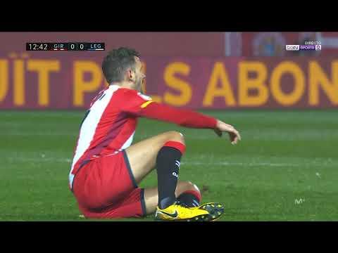 Girona vs. Leganes (16/02/2018) LA LIGA - HD Full Match