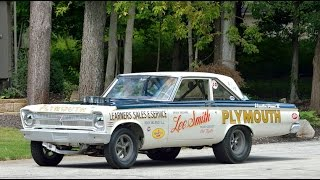 1965 Plymouth Belvedere A/FX Haulin Hemi II // Mecum Kissimmee 2017